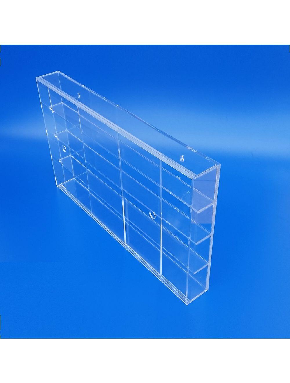 Ante Scorrevoli In Plexiglass.Vetrinetta In Plexiglass Con Ante Scorrevoli Su Misura Per Modellismo E Collezionismo Lego