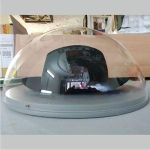 cupole plexiglass